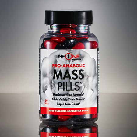 Mass Pills — Fitness And health Supplements