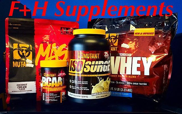 Looking to try new supplements or a whole new supplement brand? Here is one of the many we offer. We will be running another special this Saturday!! We will announce the special Thursday afternoon! #mutant #massgainer #wheyprotein #iso #bcaa #supplementstore #supplements #fitness #lift #conroe #woodlands #huntsville #magnolia #willis #goldsgym #planetfitness #pafit #fitnessconnection #metroflex