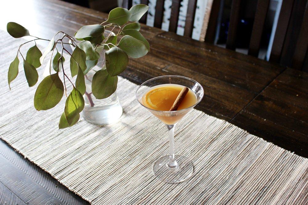 It's Friday Cocktail Time!! Cinnamon Citrus Daiquiri Edition