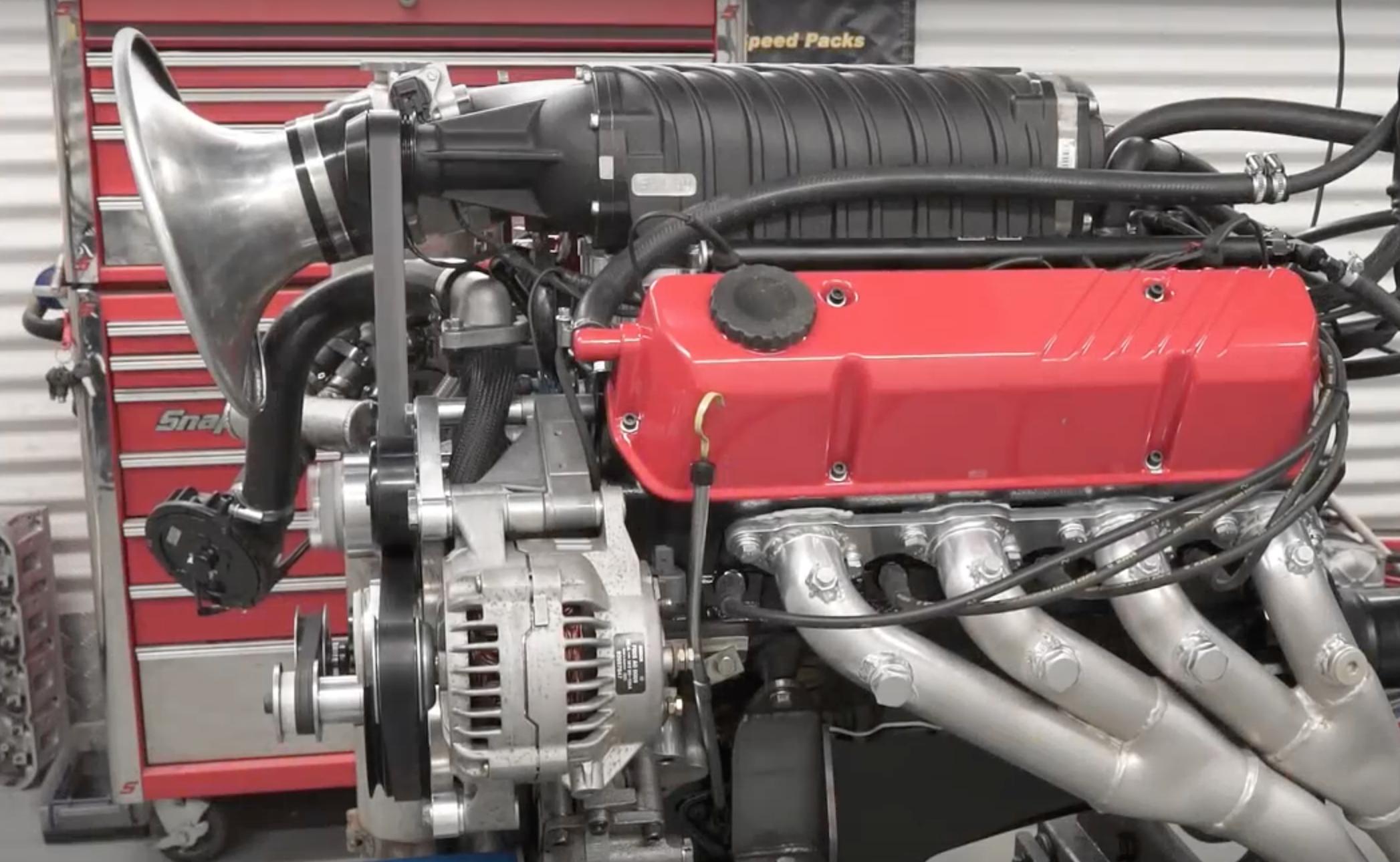 Holden 355ci V8 | Harrop Supercharged Kit — Car Hamlet