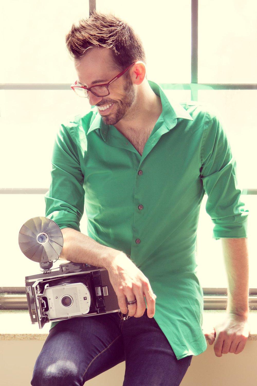 JEREMY RYAN - Creative Photographer + Super Genius