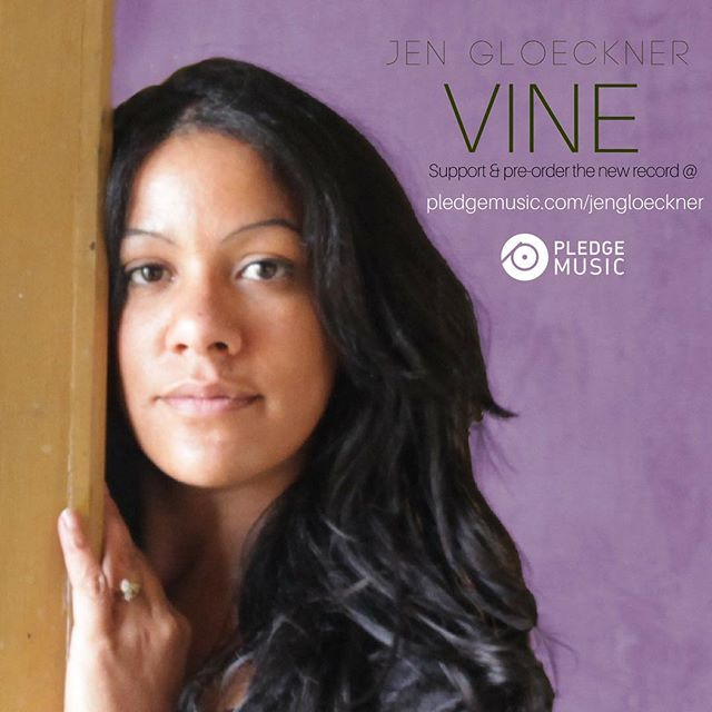 "My new record ""Vine"" is now available for pre-order! Http://pmusic.co/rzb8yp  #vine #preorder #jengloeckner #newrecord"
