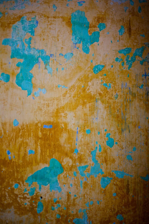 wall detail, vietnam