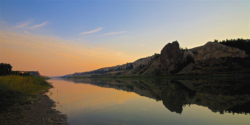 LaBarge Rock, Eagle Creek
