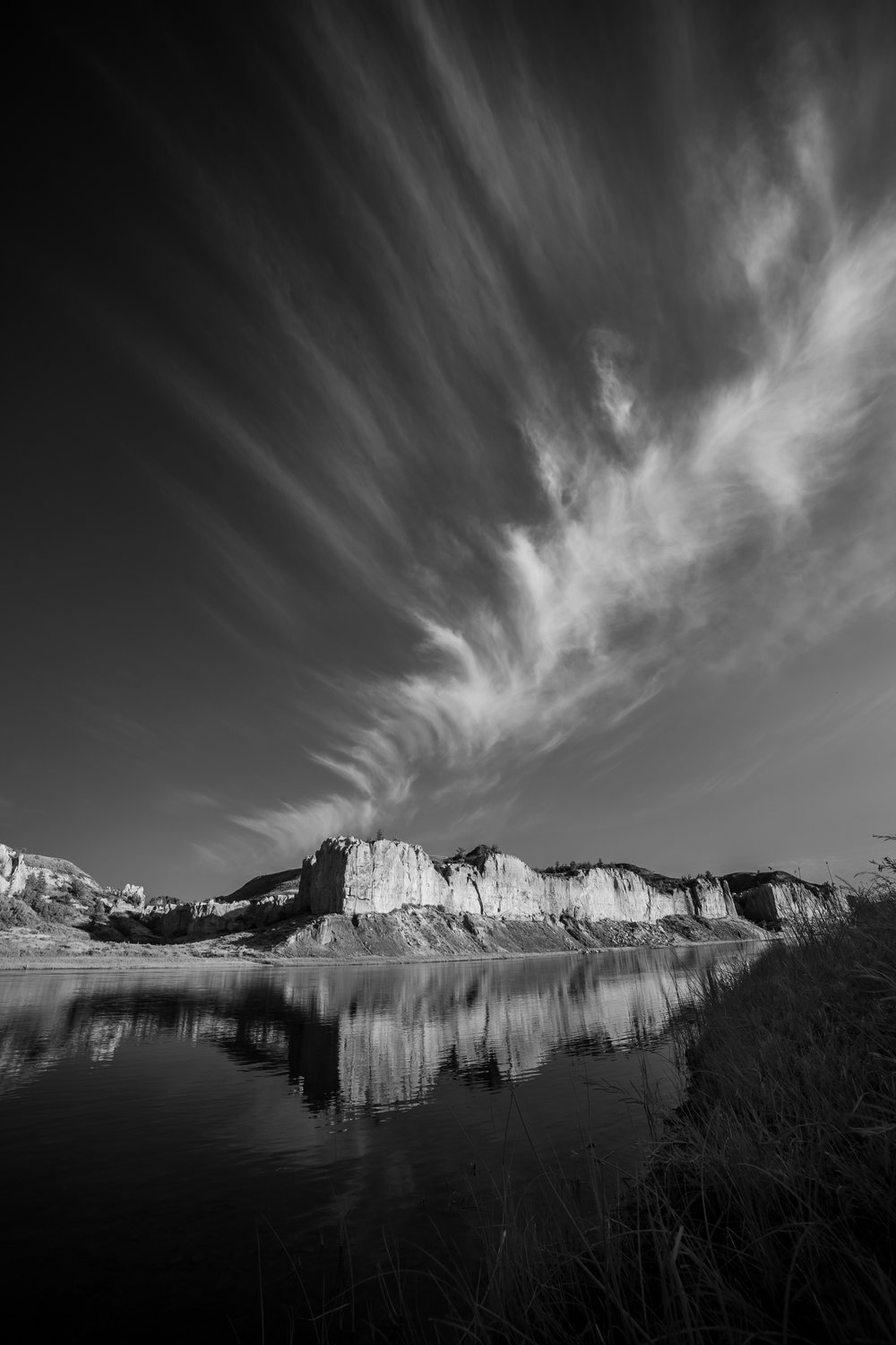 Eagle Creek in Infrared