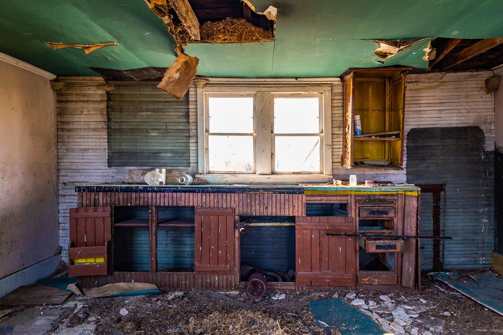 Gist Cabin Interior
