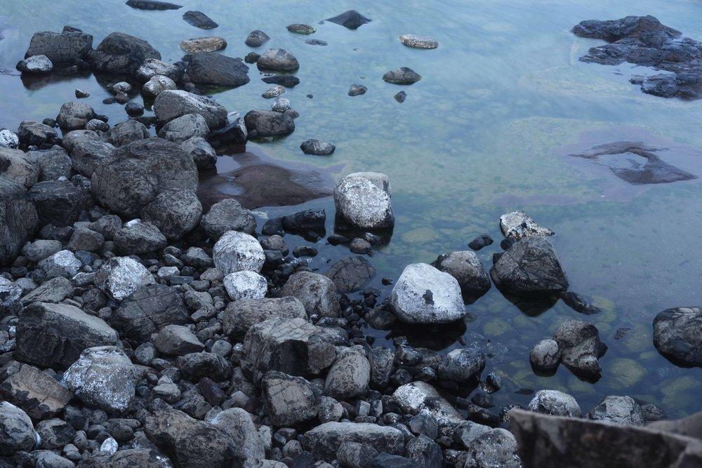 bombo quarry rocks