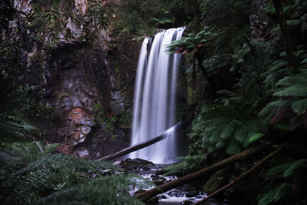 hopetoun falls vic