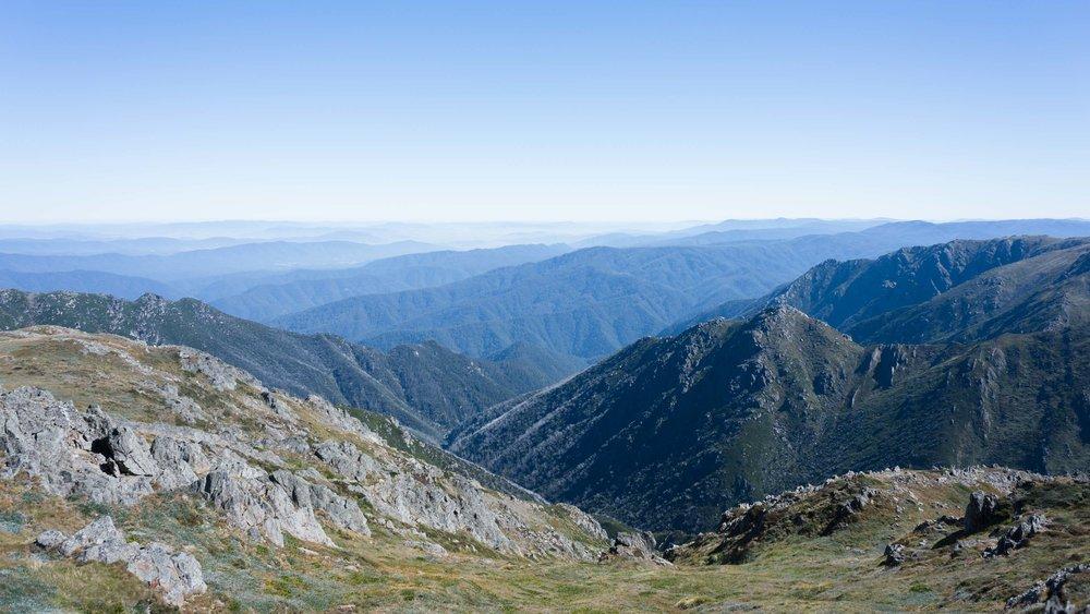 carruthers peak
