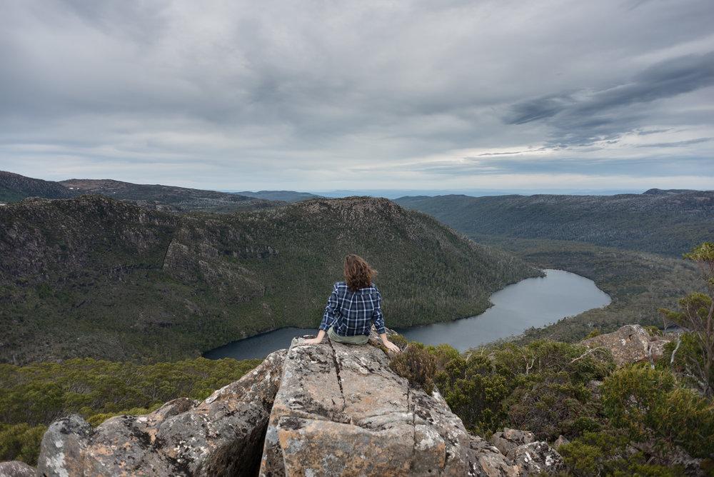 tarn shelf mount field national park tas