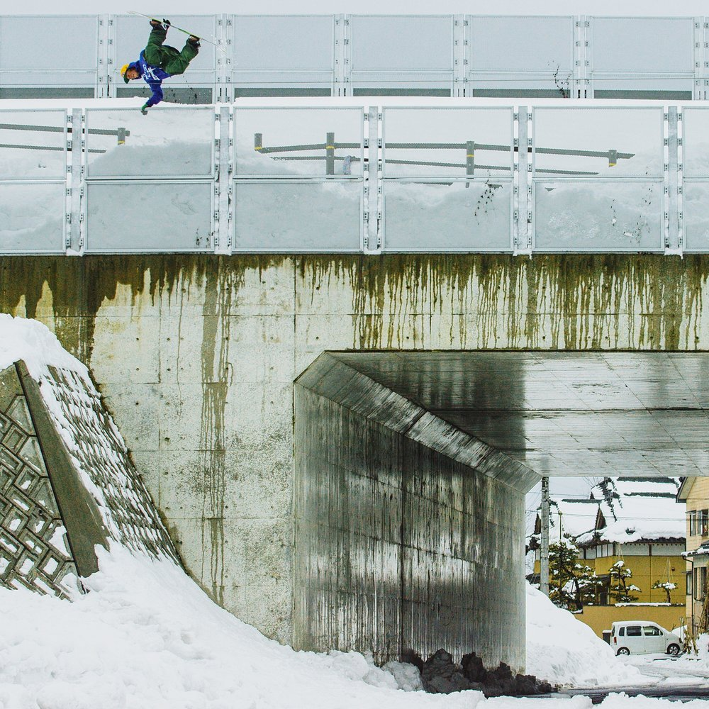 X GAMES: Real Snow Chris Grenier