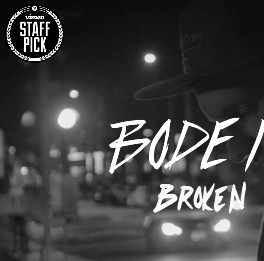 "SNOWBOARD MAG: Bode Merrill ""Broken Mechanism"""