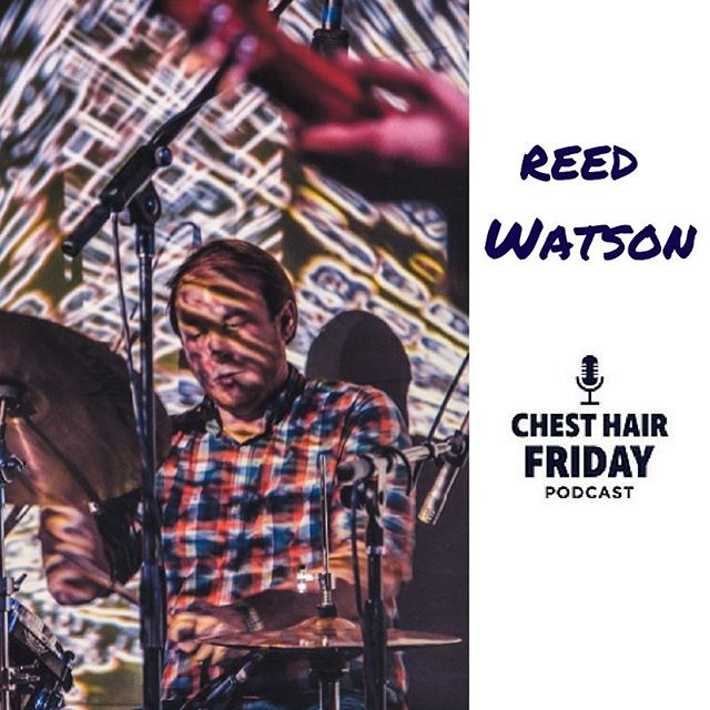 This week's podcast features @reedtwatson, drummer and manager of @singlelock records. There's some talk about the music business, some exclusive music premieres and more. Link in profile 👆, subscribe on iTunes