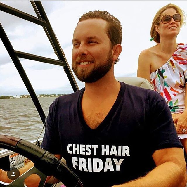 Riding dolphins, doing flips and shit #chesthairfriday #onaboat #tbt @colemangrau