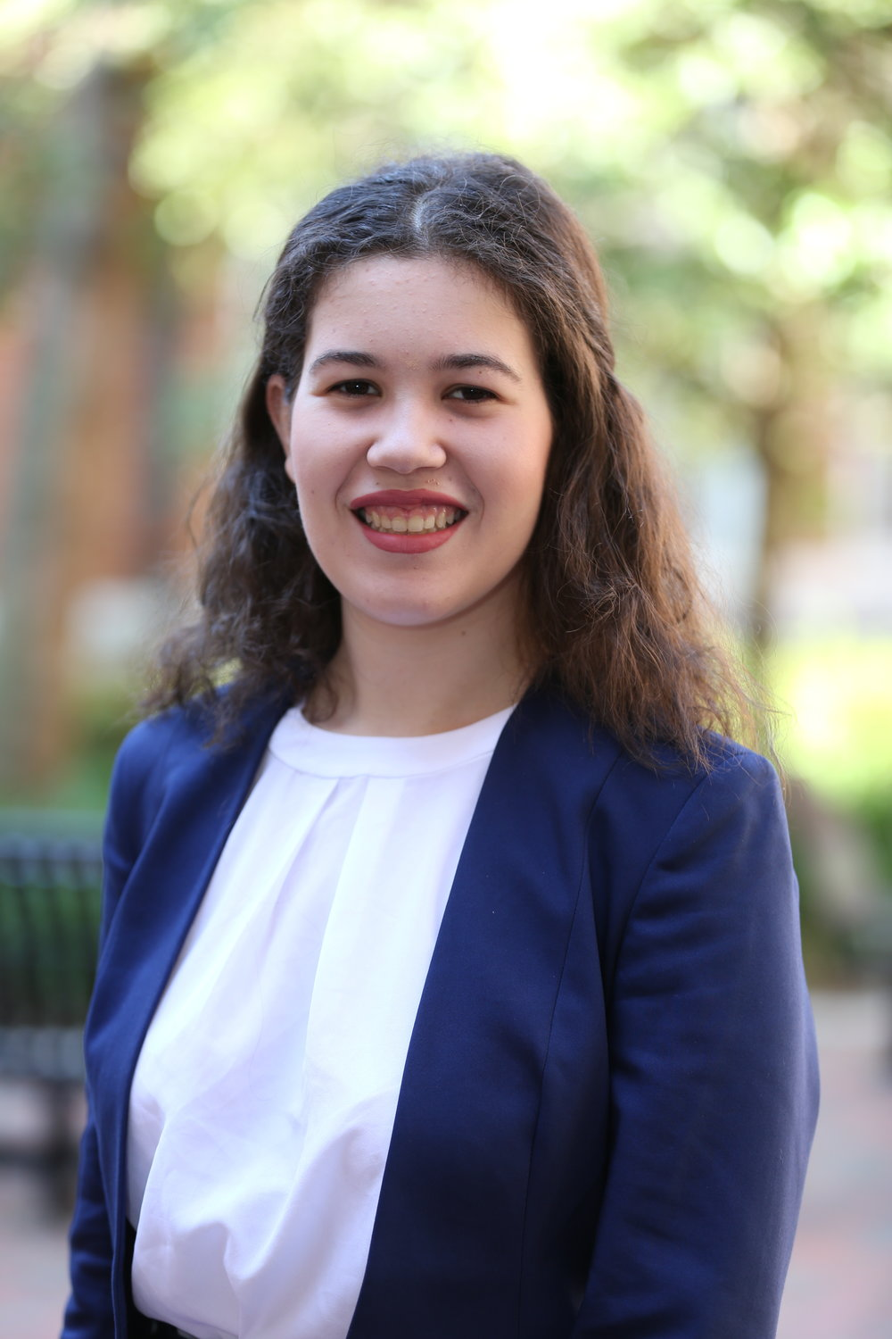 Major(s) : General Business, MIB   Minor(s) : N/A   Involvement : Civic engagement director, WW Peer Leader, Business Ethics Case Team, CAP Mentor   Interests/ Hobbies : Running, biking, cooking, baking, writing   Fun Fact : I danced flamenco for 7 years.