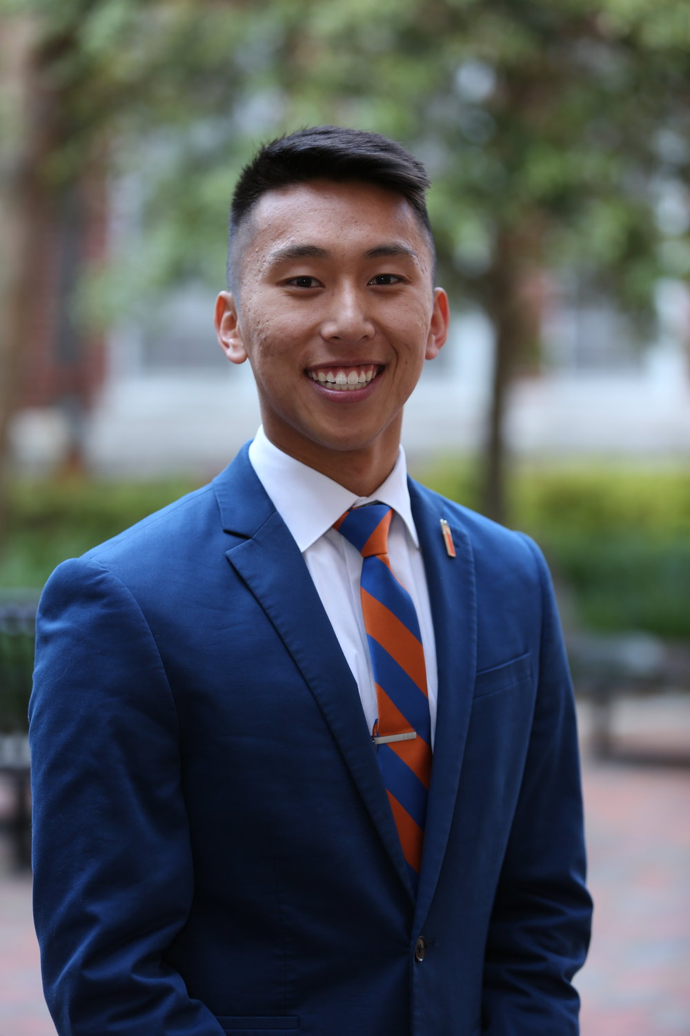 Major(s) : General Business on Pre-Health Track   Minor(s) : N/A   Involvement : Asian American Student Union, Student Government, Global Medical Missions Alliance   Interests/ Hobbies : Ultimate Frisbee, eating, watching food network, swimming, guitar, traveling   Fun Fact : Both my parents work at the University of Florida