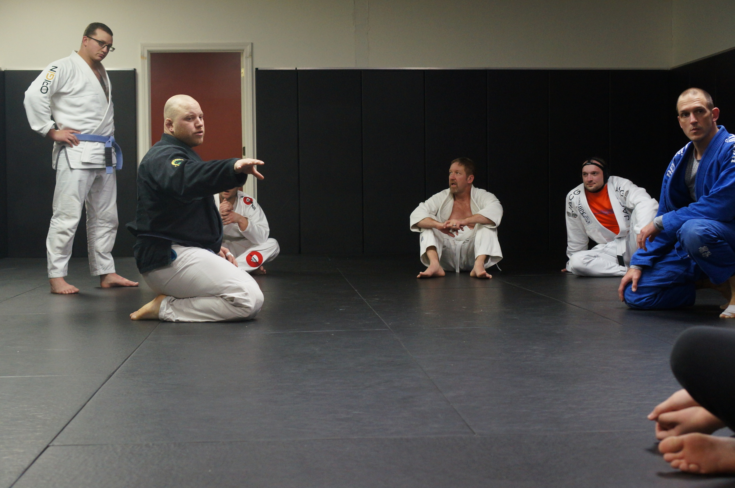 Self Defense waterford — The BJJ Blog — Crossroads Brazilian