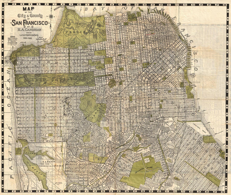 Alek Keytiyev San Francisco Neighborhoods