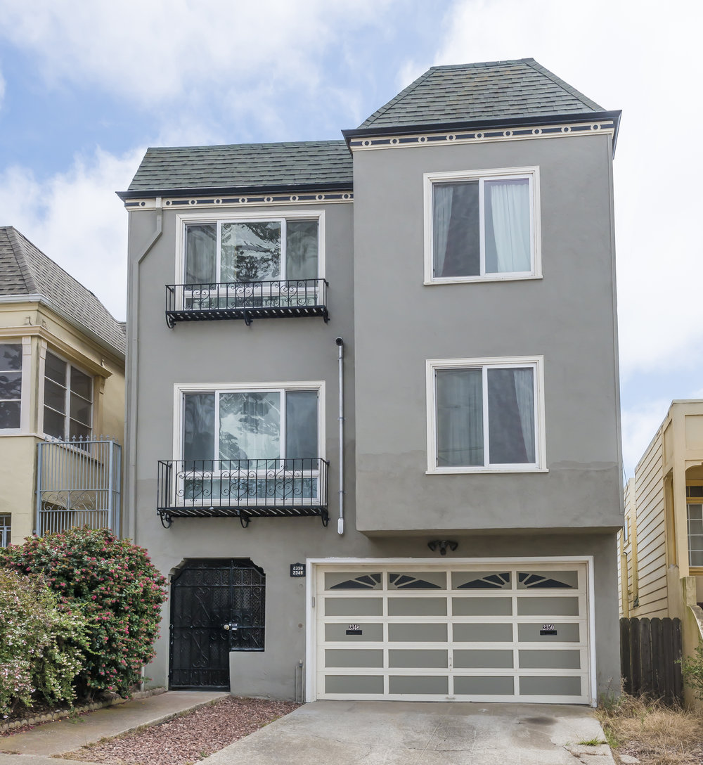 Sunset duplex home sold by top real estate agent in San Francisco