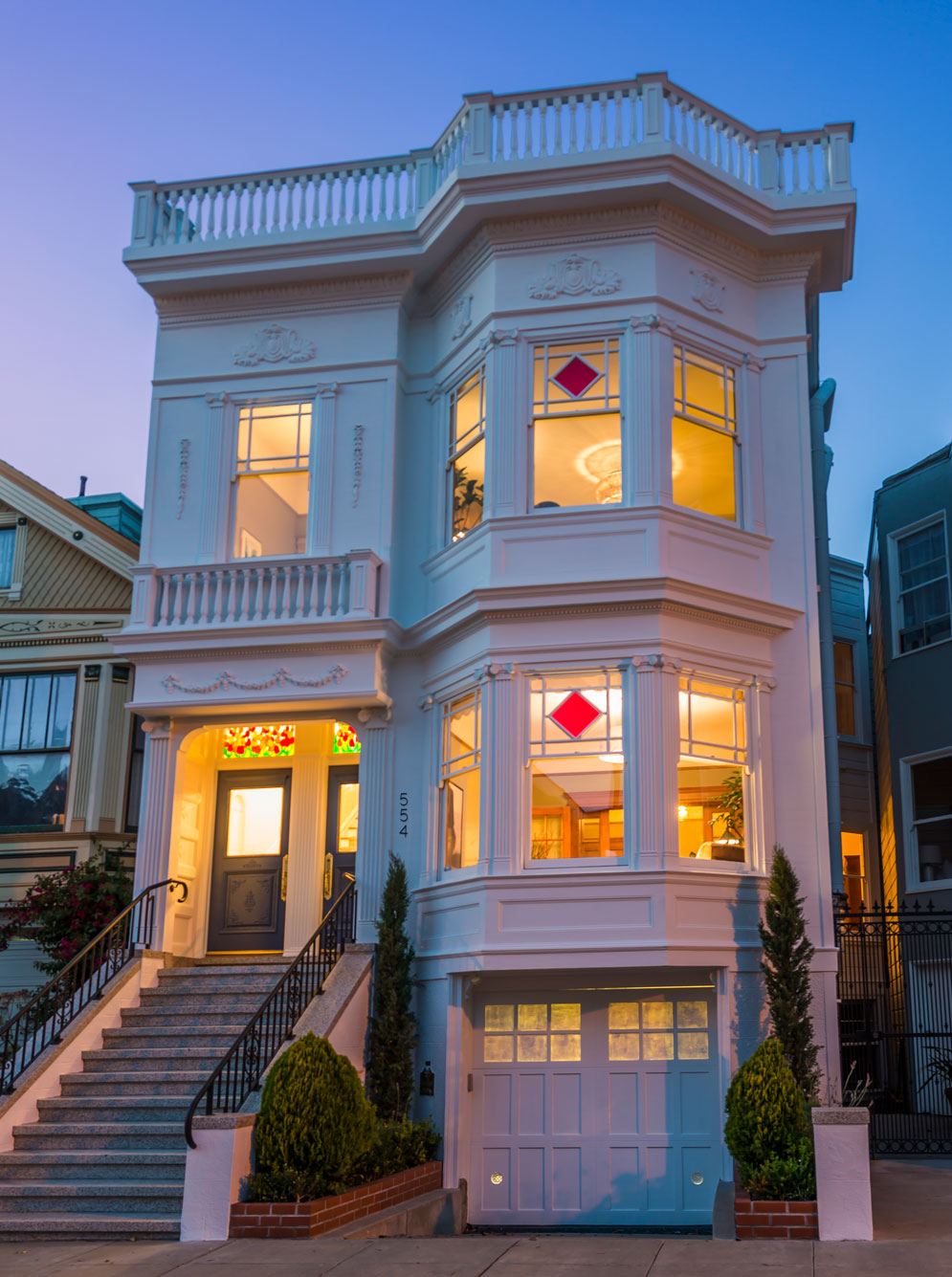 554 Hill Street: Captivating Victorian Blends Classic Flair, Modern Comfort