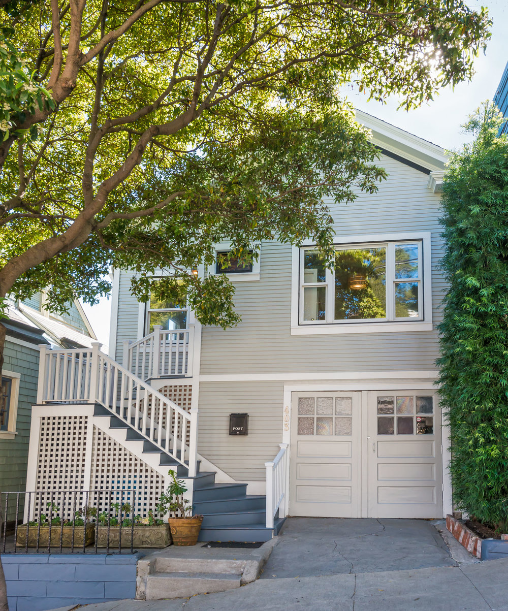 403 28th Street sold by Alek Keytiyev - Top Performing Realtor in San Francisco