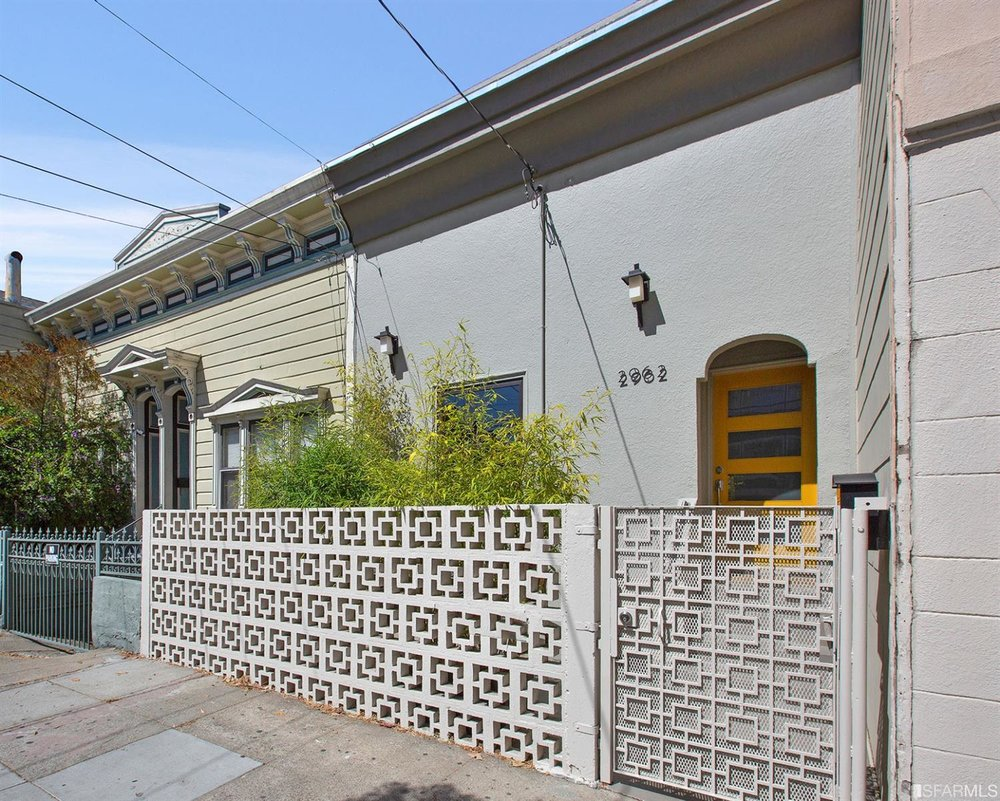 2962 23rd Street Sold by Alek Keytiyev San Francisco Realtor