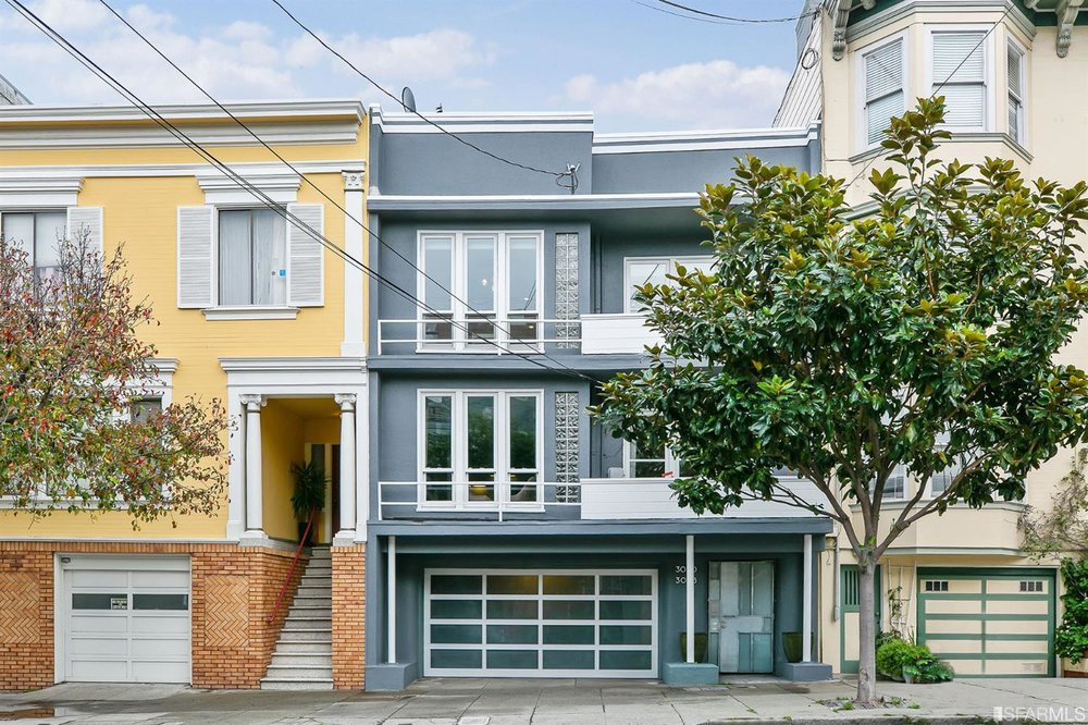 3030 Octavia Street sold by Alek Keytiyev Top-Performing San Francisco Real Estate Agent / Realtor