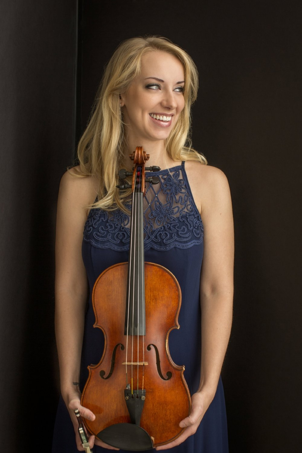 MOLLY CARR  Executive & Artistic Director  - Violist Molly Carr enjoys a diverse musical career as recitalist, chamber musician, educator and artistic director. She was a top prize winner in the Primrose International Viola Competition, made her New York solo debut at Lincoln Center with the Juilliard Orchestra, and has performed in festivals across North America, Europe, and Asia.  Ms. Carr is a member of the Solera Quartet, Quartet in Residence at the University of Notre Dame, and is the founding/executive and artistic director of PROJECT: MUSIC HEALS US. Ms. Carr earned her Bachelor and Master of Music degrees from the Juilliard School and currently serves on the viola faculty of the Juilliard School's PreCollege Program. [See full bio under