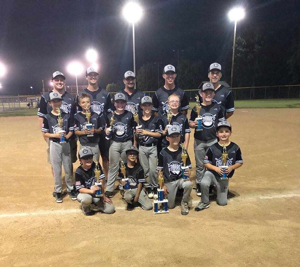 2018 Affton League 9u Champions!