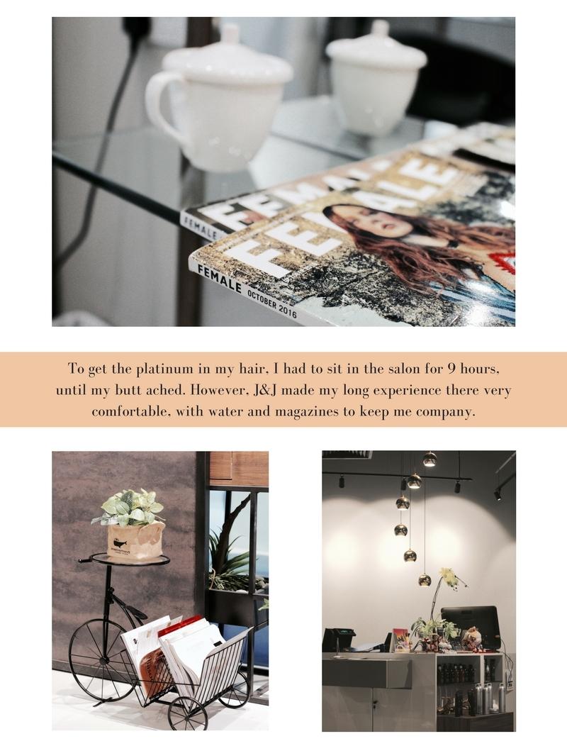 Platinum Balayage Hair | J&J Hair Identity | Sponsored — Marie Belleza