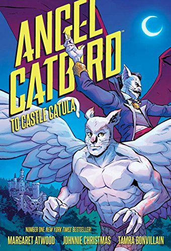 Angel Catbird Volume 2: To Castle Catula    Feb 14, 2017    Margaret Atwood (Author), Johnnie Christmas (Author,   Illustrator  ),  Tamra Bonvillain (Colorist)