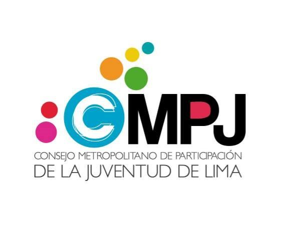 Logo del Consejo Metropolitano de Participación Juvenil – CMPJ