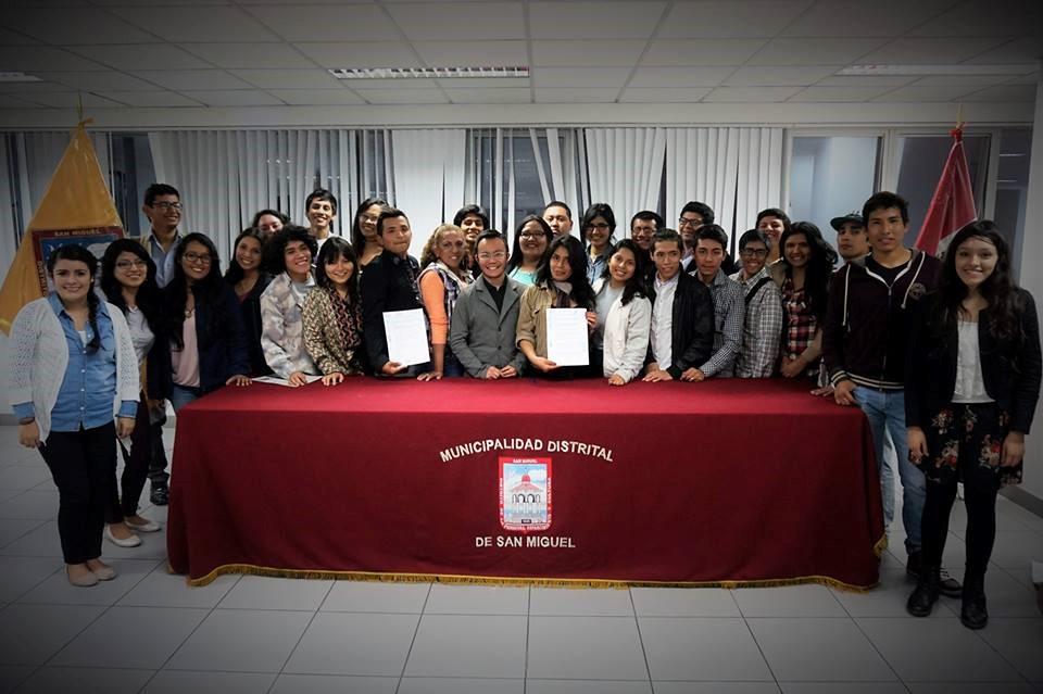 II Foro Metropolitano de Políticas Públicas de Juventudes (octubre del 2016)