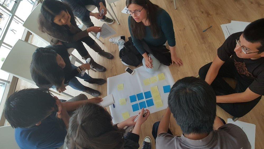 Jóvenes analizan en materia ambiental el plan de gobierno para Lima del actual alcalde Luis Castañeda como ejercicio de incidencia