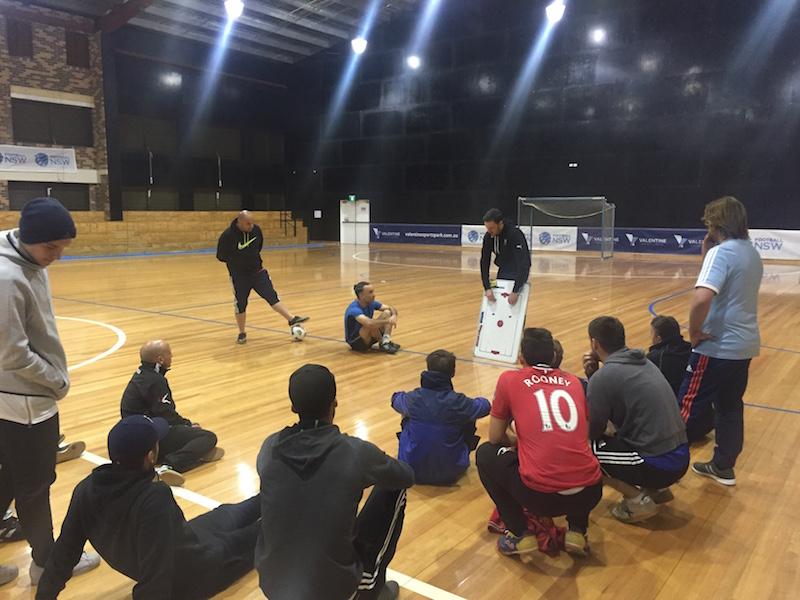 FNSW Futsal Course - 2016