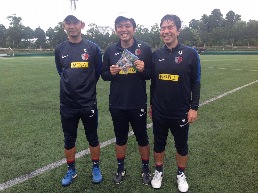 Kashima Antlers coaches