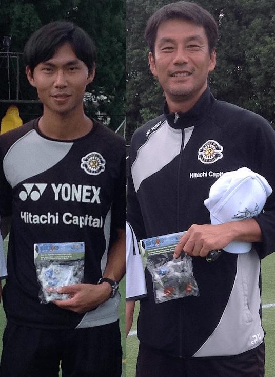Kashiwa Reysol coaches