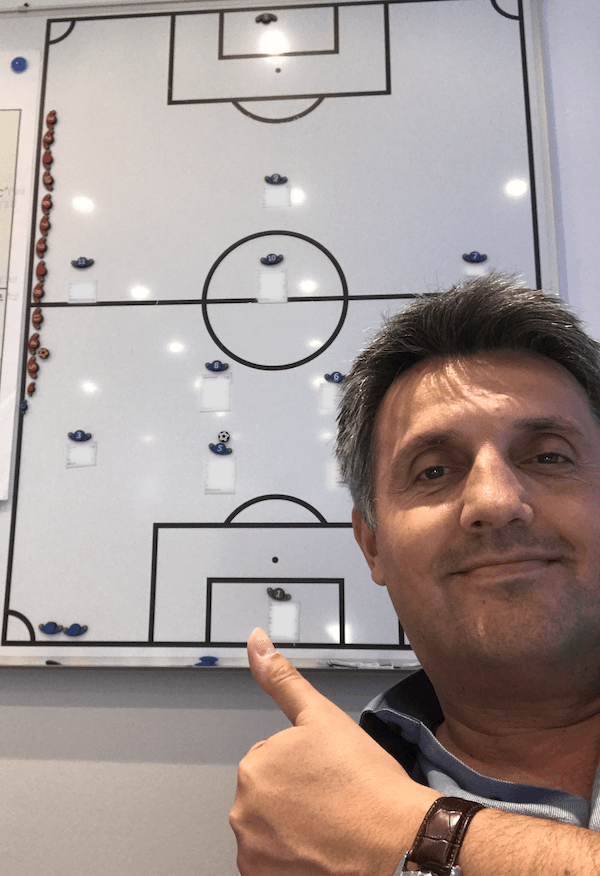 Romeo Jozak, Technical Director Croatian FA