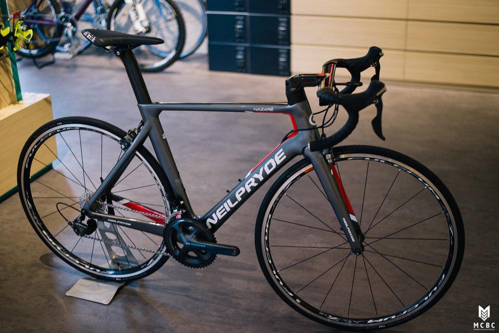 Nazare Ultegra Complete Bike