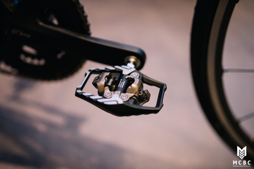 Shimano XTR M9120 Trail Pedal!