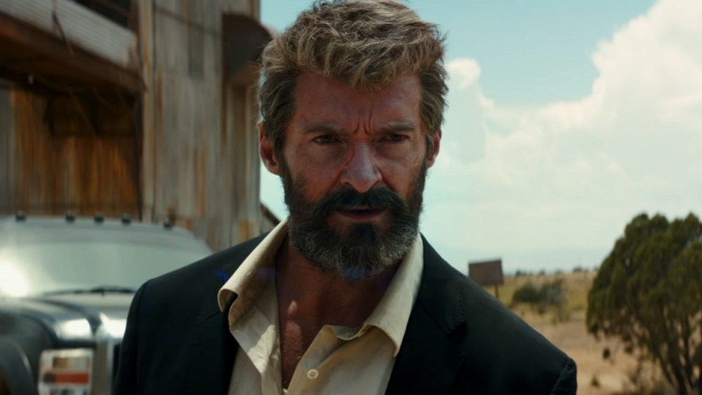 Hugh Jackman's Beard is pissed it didn't get top billing.
