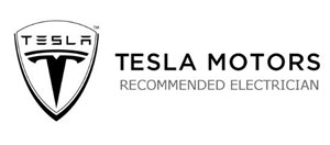 Tesla Recommended Electricians