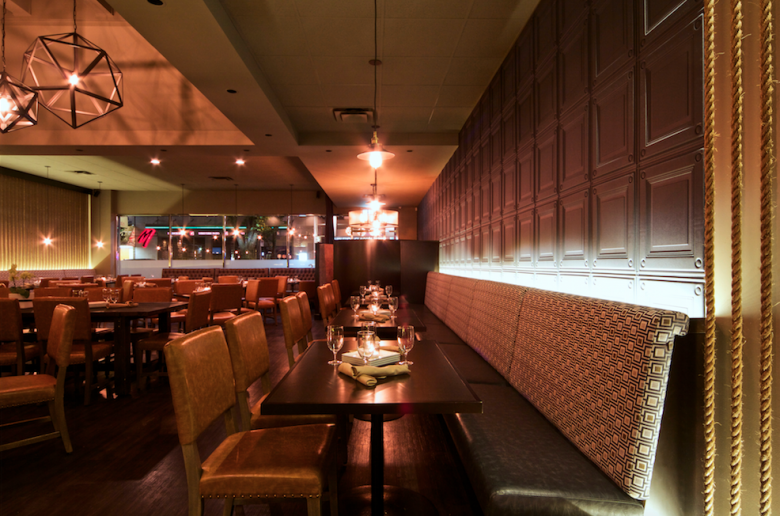 Restaurant Tenant Improvement in   Vancouver, BC