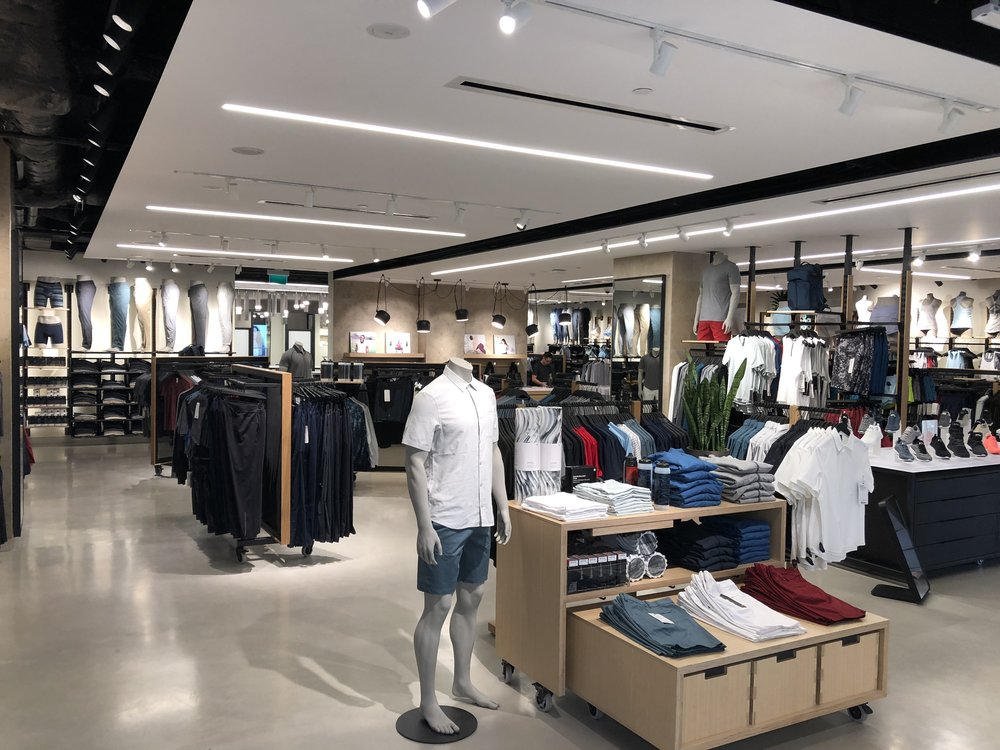 Retail Tenant Improvements in Vancouver, BC