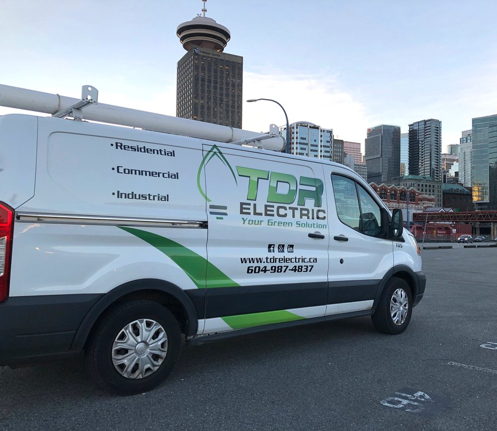 TDR Electric Vancouver Electricians