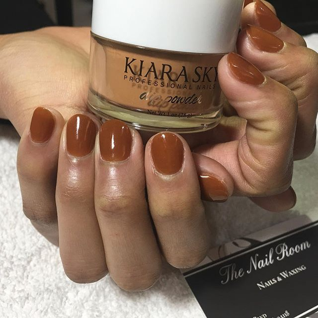 We now carry Kiara Sky Dip Powder! Gives you strong, lightweight, and natural long-lasting nails with no damage the nail bed!