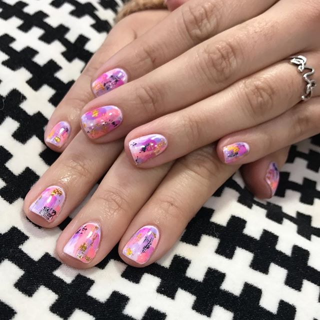 Getting your nails done is always more fun at The Nail Room!