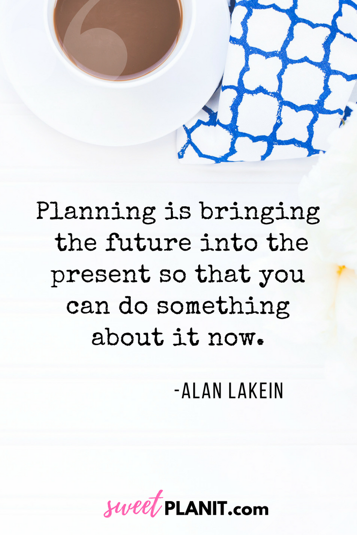 planning quote