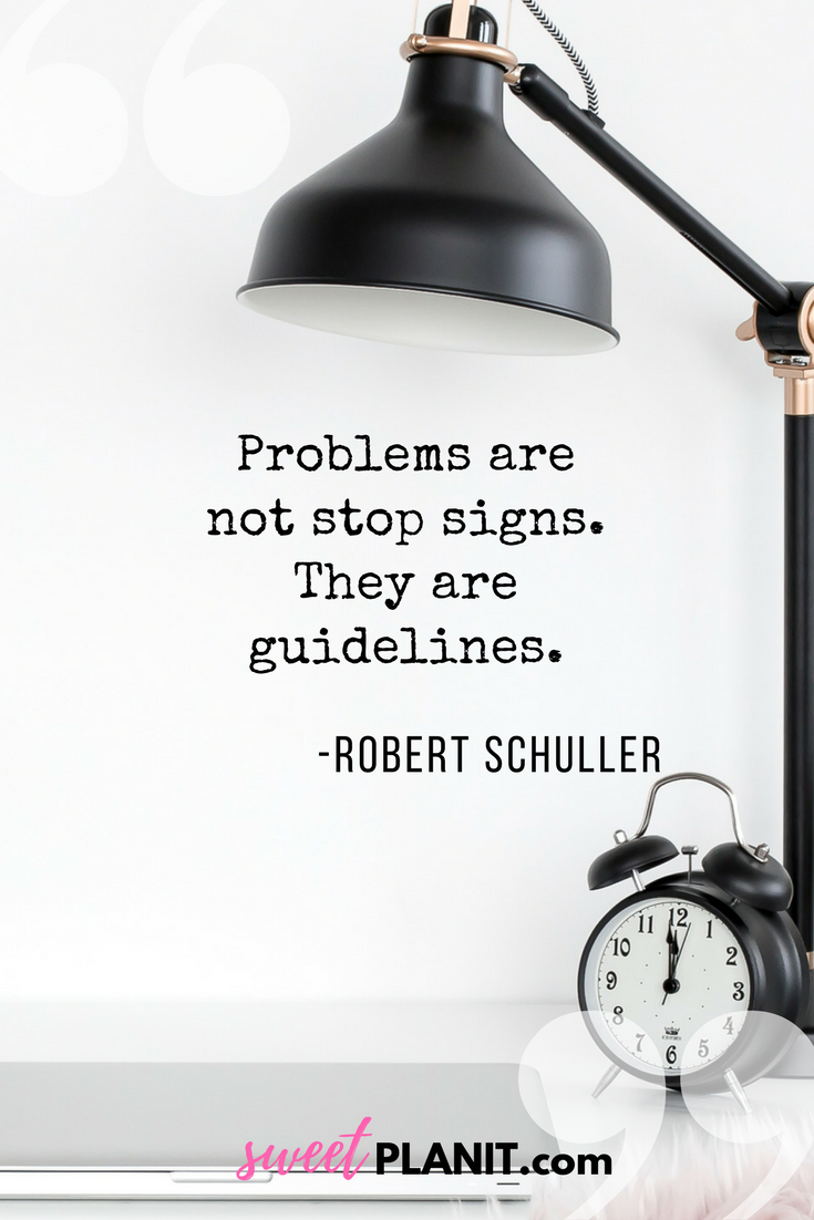 problems quote