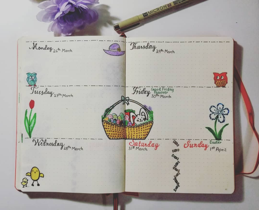 Image from  JuliettesBujo